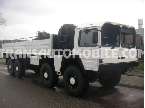 Import / export Man KAT 1 EX ARMY DIESEL AUTOMATIQUE