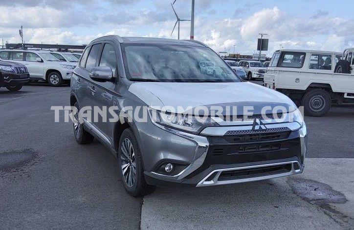 Mitsubishi outlander  4wd Gasolina