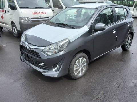 Toyota Wigo Exportation