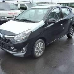 Exportación Toyota wigo