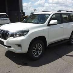 Exportação Toyota Land Cruiser Prado 150 VX BUSINESS