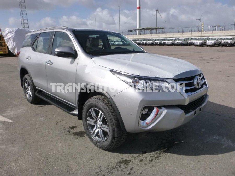 Toyota Fortuner  Petrol Premium