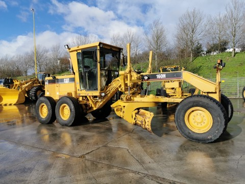 Exportation Caterpillar - Annonces export Caterpillar 160H , neufs ou d'occasion -  Exportation Caterpillar 160H