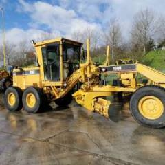 Export Caterpillar 160H