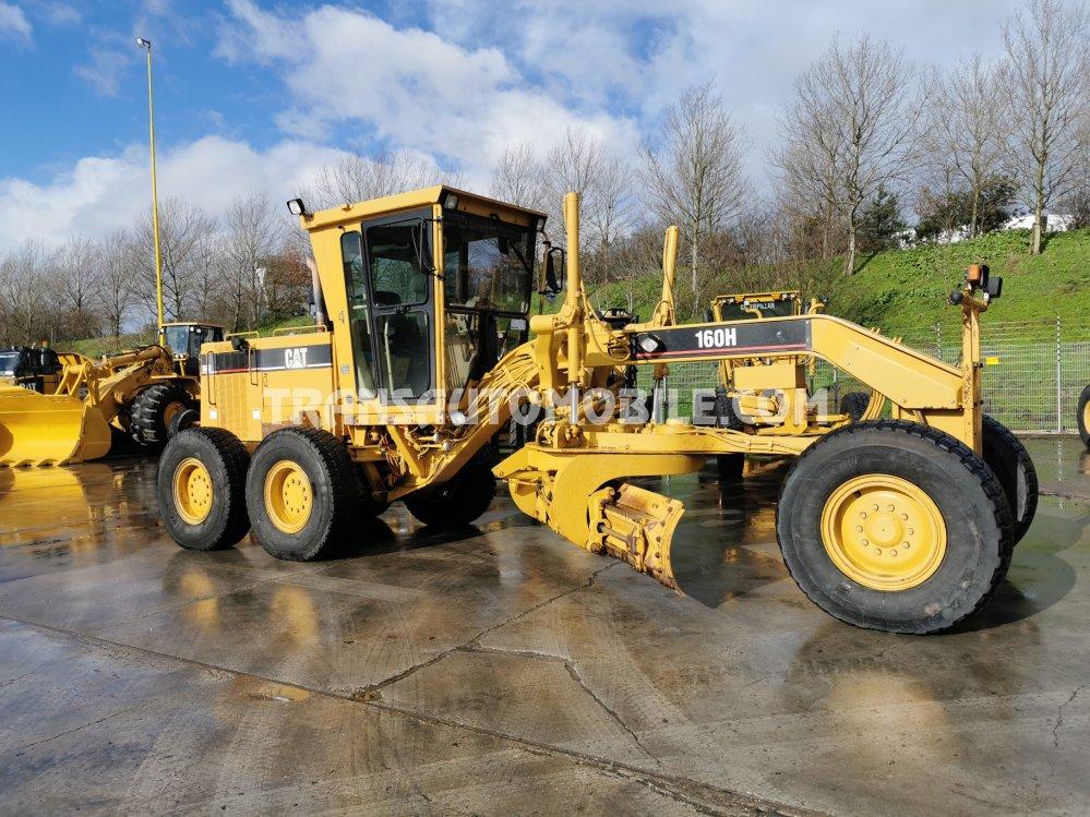 Import / export Caterpillar 160H DIESEL AUTOMATIQUE