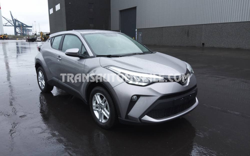 Toyota chr  Gasolina  2020  (2020)
