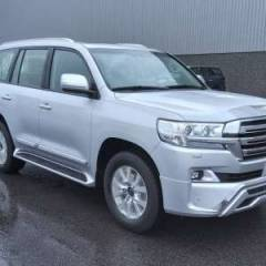 Exportation Toyota Land Cruiser 200 V8 Station Wagon GXR-8