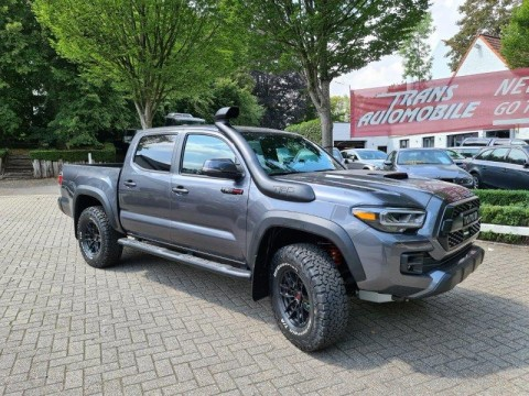 Exportation Toyota - Annonces export Toyota Tacoma TRD PRO, neufs ou d'occasion -  Exportation Toyota Tacoma TRD PRO