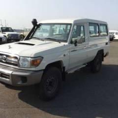Toyota Land Cruiser Export