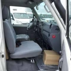 Import / export Toyota Toyota Land Cruiser 79 Pick up Diesel HZJ 79 SINGLE CAB 3 seats   (2020) - Afrique Achat