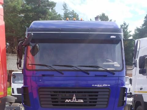 Maz 33.400 6x4 Exportación