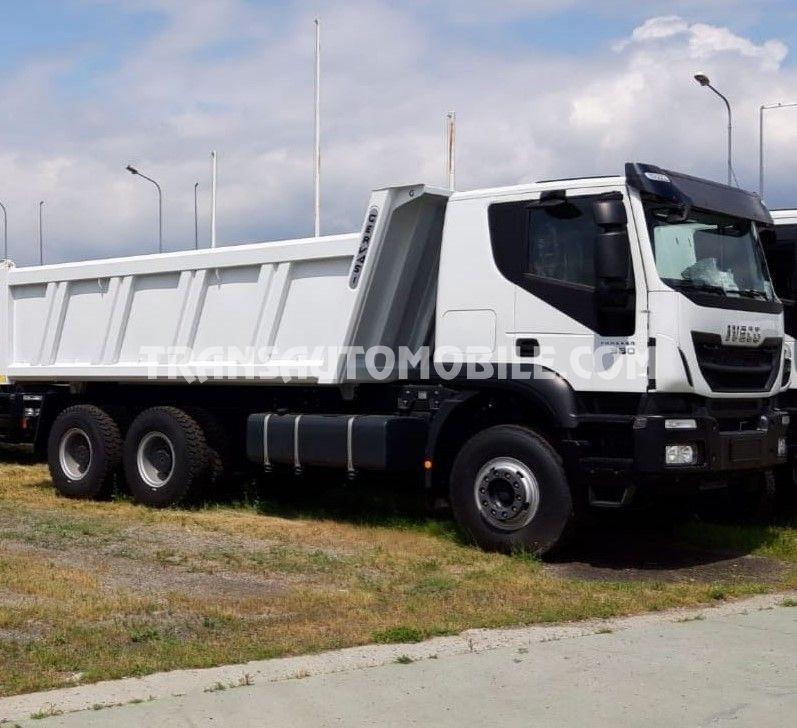 Iveco Trakker AT380T38H  6x4  (2018)