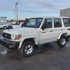 Toyota Land Cruiser Exportação