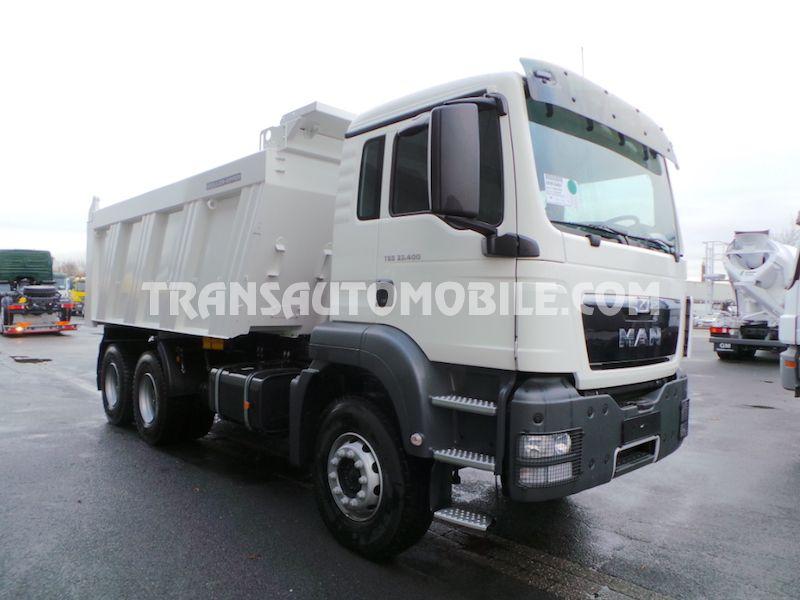 Man TGS 33.400 BB-WW 6x4 Diesel