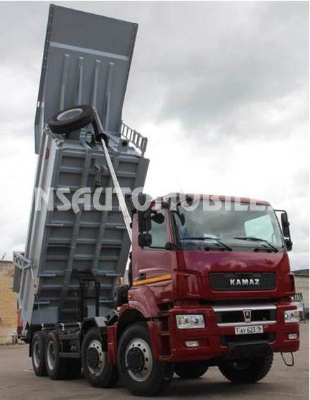 Kamaz 65801 - 8x4  Diesel
