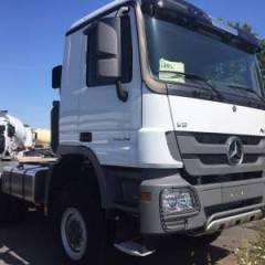 Exportation Mercedes Benz 3354 AS ACTROS 6x6