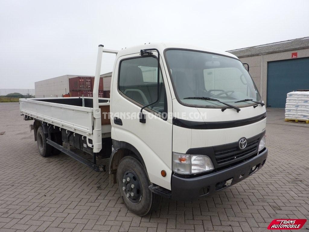 TOYOTA Dyna Export