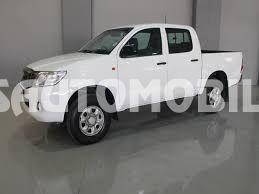 Toyota - Anuncios exportación Toyota Hilux / Vigo Pick up Double cabine, nuevos o de ocasión - Export Toyota Hilux / Vigo Pick up Double cabine
