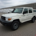 TOYOTA Land Cruiser Pick Up 4x4 79 Pick up 4.2L   HZJ 79 Double cabin ABS-AB