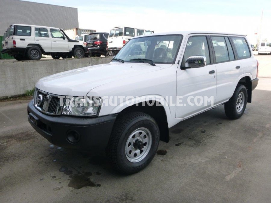 Import / export Nissan Nissan Patrol  Gasóleo SGL  - Afrique Achat
