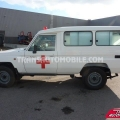Toyota Land Cruiser 78 Metal top 4.2L   HZJ 78 Ambulance (2015) Neu