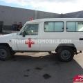 Import / export Toyota Toyota Land Cruiser 78 Metal top Diesel HZJ 78 Ambulance  - Afrique Achat