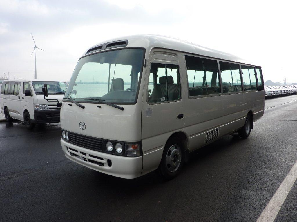 Export TOYOTA Coaster Bus 30 Seats 4.2L  Standard