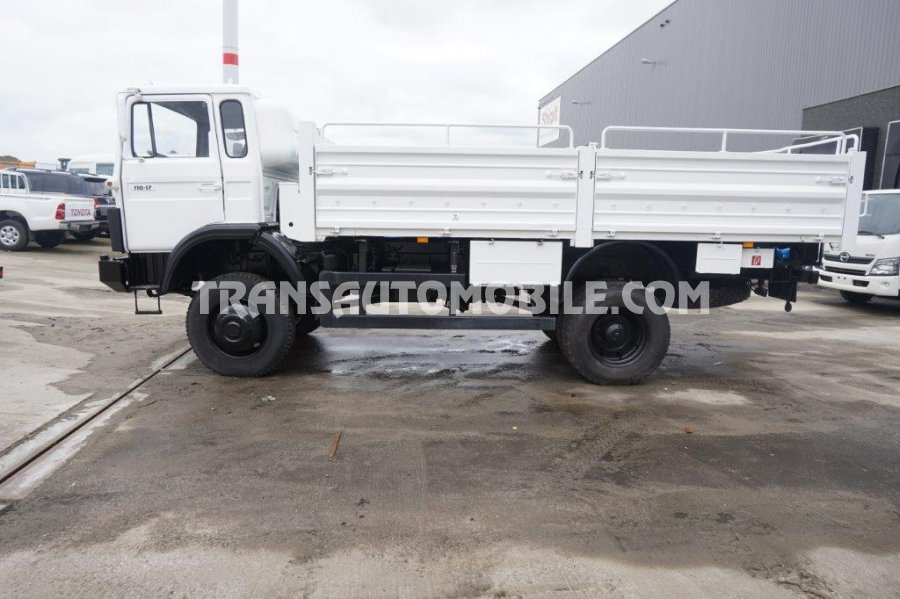 Import / export Iveco Iveco 110.17 AW Diesel   - Afrique Achat