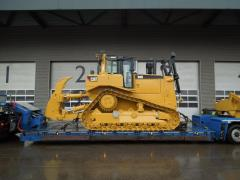 Caterpillar D8RII Export