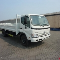 TOYOTA Hino Industrial  4.5L  8.5 T Flatbed
