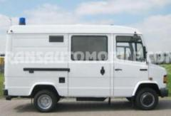 Export Ambulancia Mercedes 609D, Ocasiones