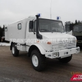 Export Ambulances Mercedes Unimog, Occasion