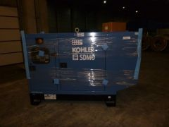 SDMO 66 KVA Exportación