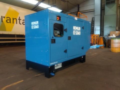 Export Generador Sdmo J66K, Nuevo