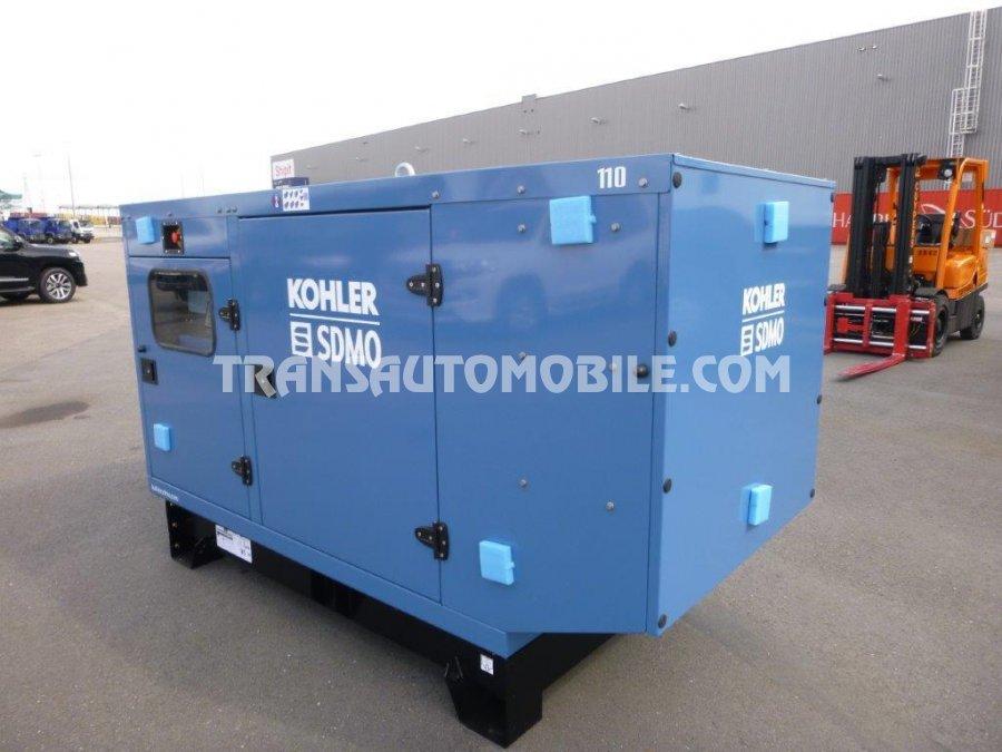 Sdmo J110  Diesel
