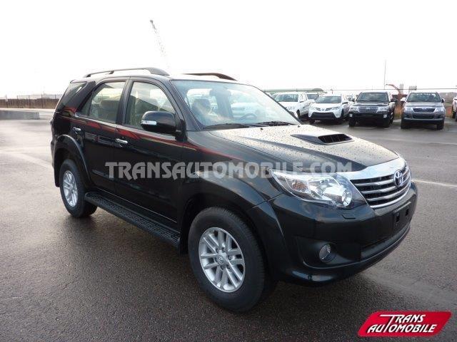 Toyota - Anuncios exportación Toyota Fortuner , nuevos o de ocasión - Export Toyota Fortuner