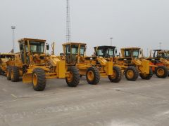 Caterpillar 140 k Exportation