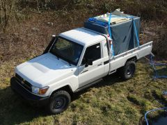 Clean Water Mobile 2.000 liters/hour Diesel