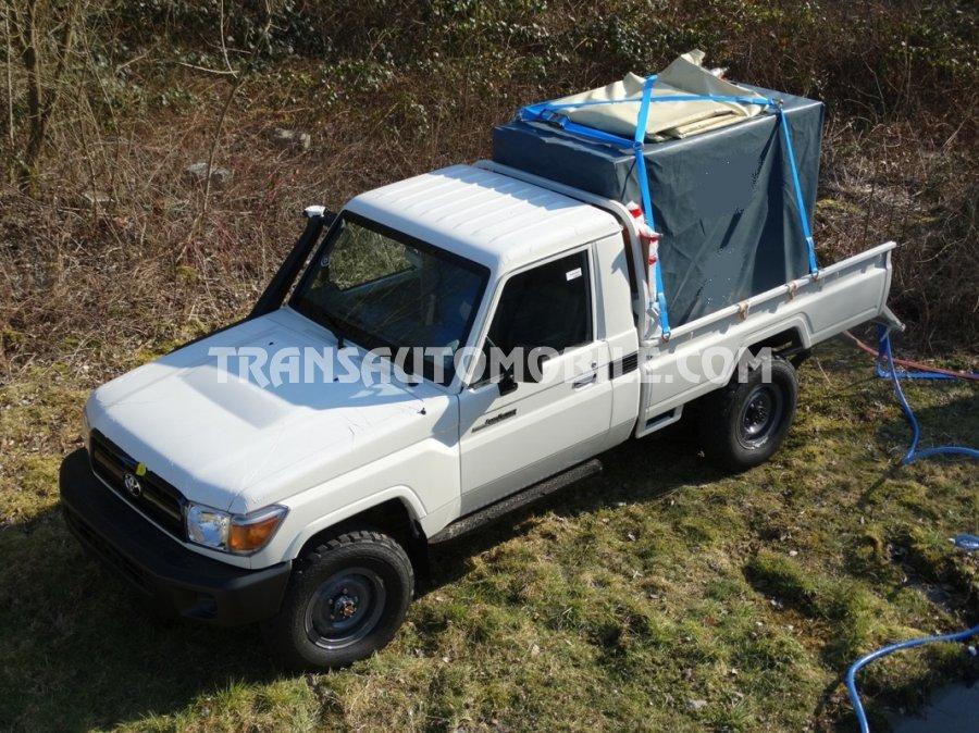 Import / export Clean Water  Mobile 2.000 liters/hour Diesel