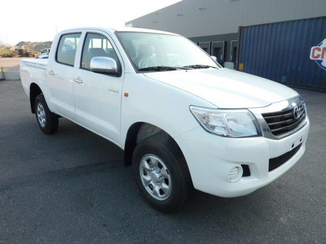 Export TOYOTA Hilux / Vigo Pick Up 4x4 Pick up Double cabine 2.5L D4D Pack
