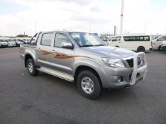 Toyota - Advertenties export Toyota Hilux / Vigo Pick up Double cabine, nieuw of tweedehands - Export Toyota Hilux / Vigo Pick up Double cabine