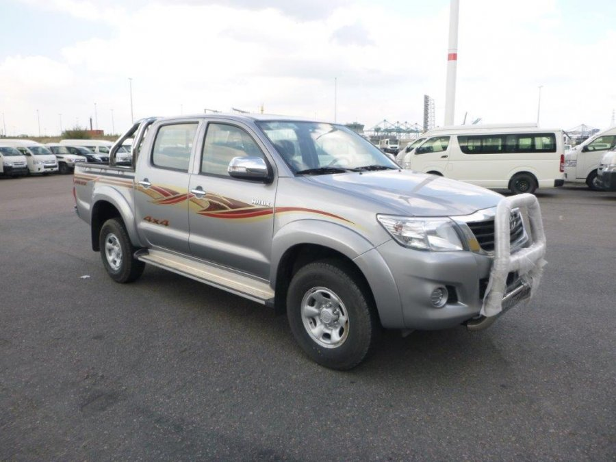 Export TOYOTA Hilux / Vigo Pick Up 4x4 Pick up Double cabine 2.5L D4D  LUXE ABS/AIRBAGS SAFARI Luxe Safari
