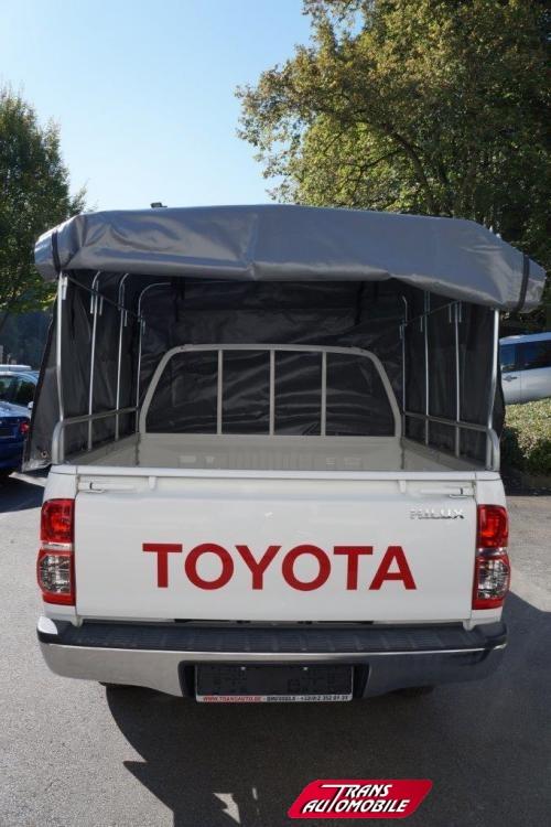 Prix toyota hilux vigo pick up double cabine toyota for Arceau exterieur 4x4